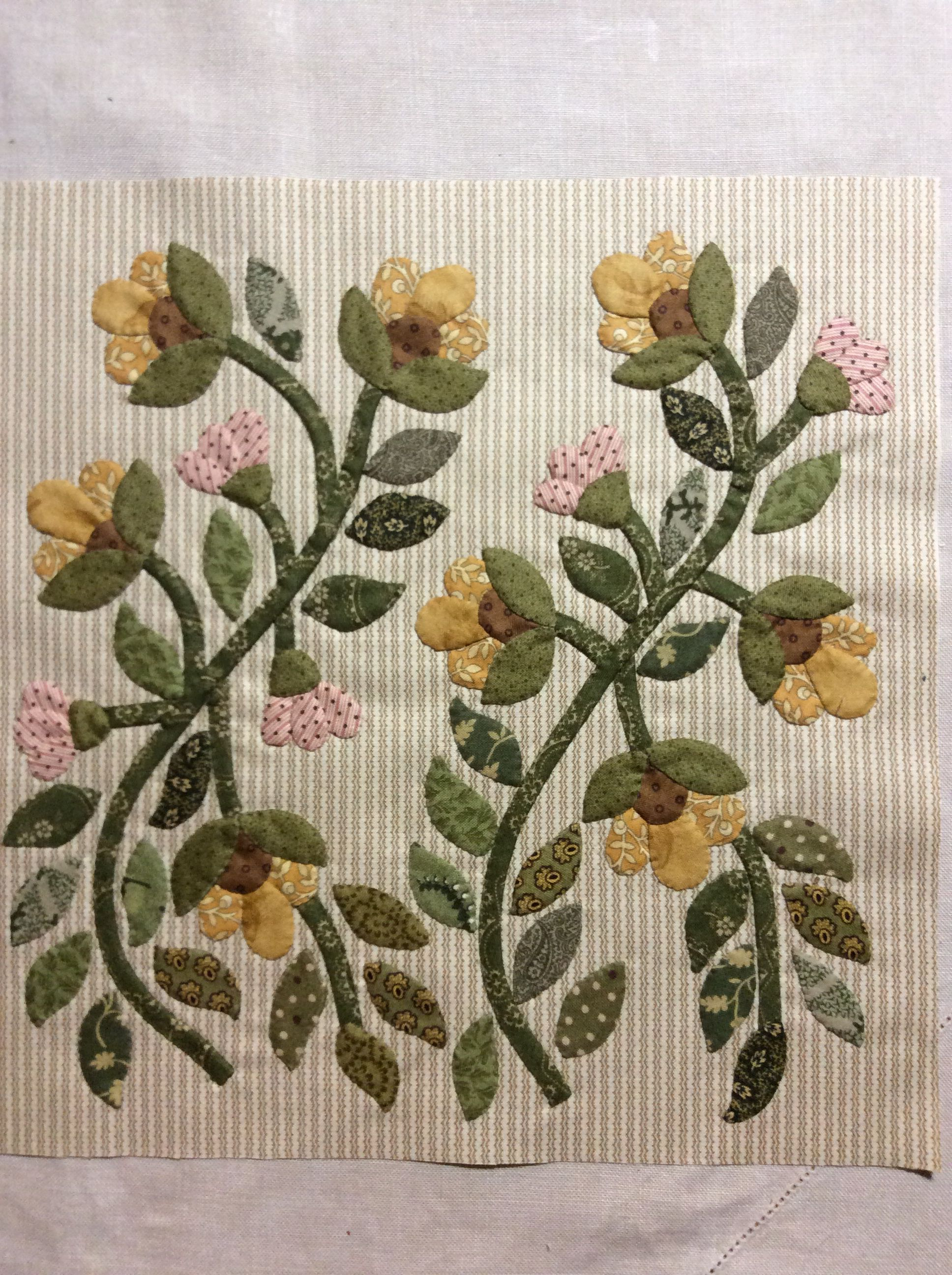 Block # F3 by Molly Counts | applique | Pinterest | Applikationen ...