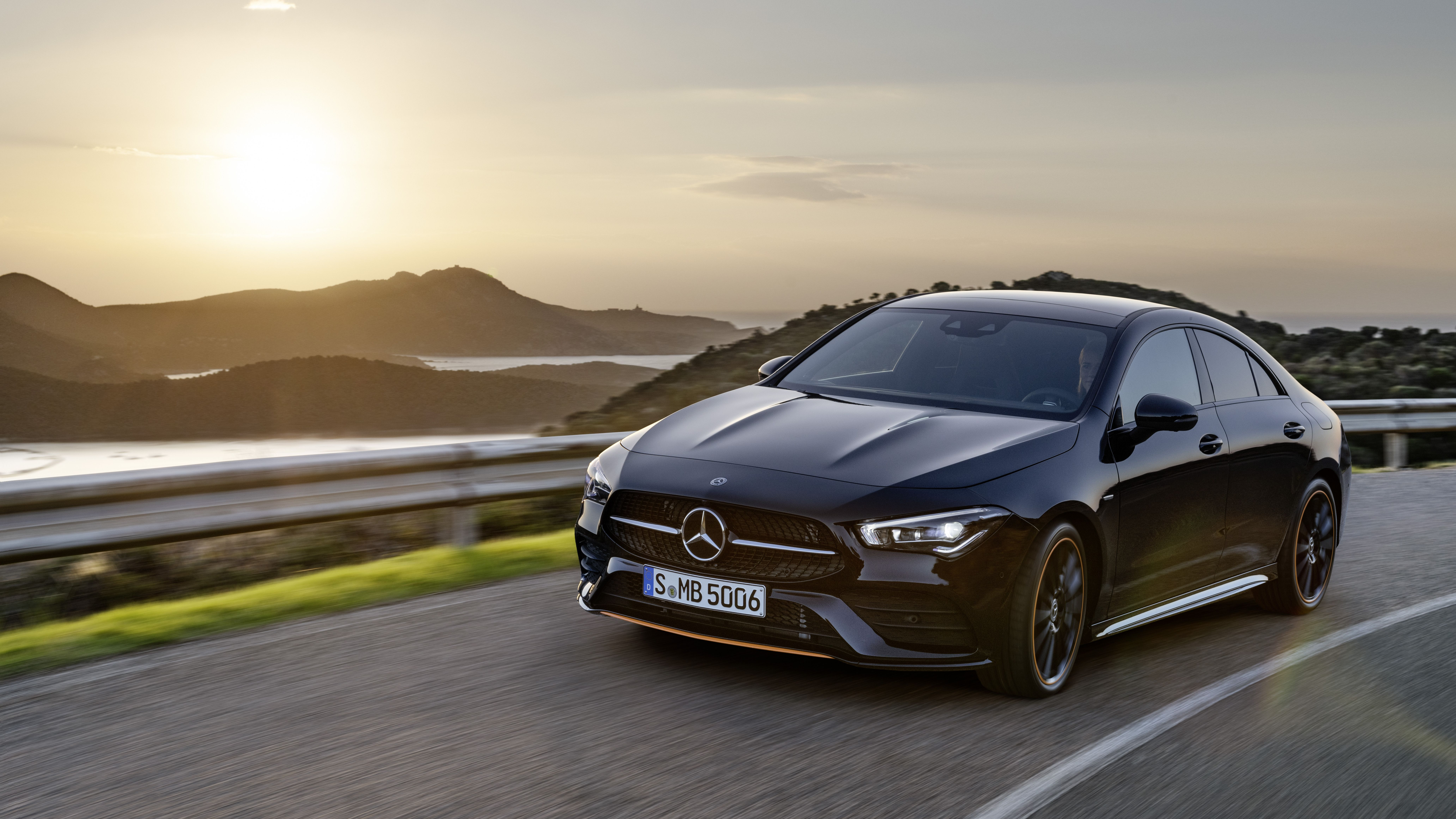 Mercedes Benz Debuts The 2020 Cla Class At Ces With Fresh Tech