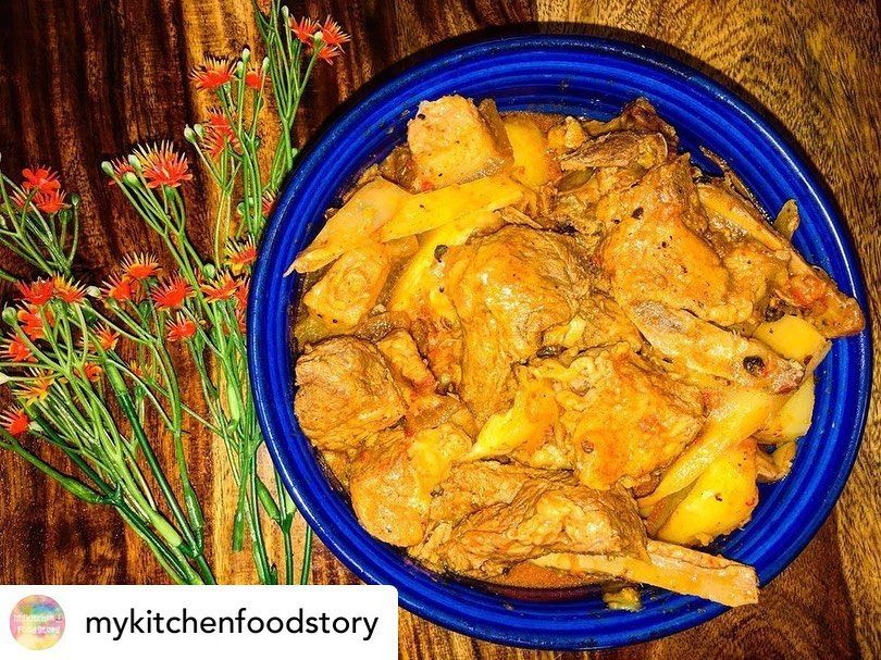 Thank You @mykitchenfoodstory .  #food #foodblog #Foodstagram #homecook