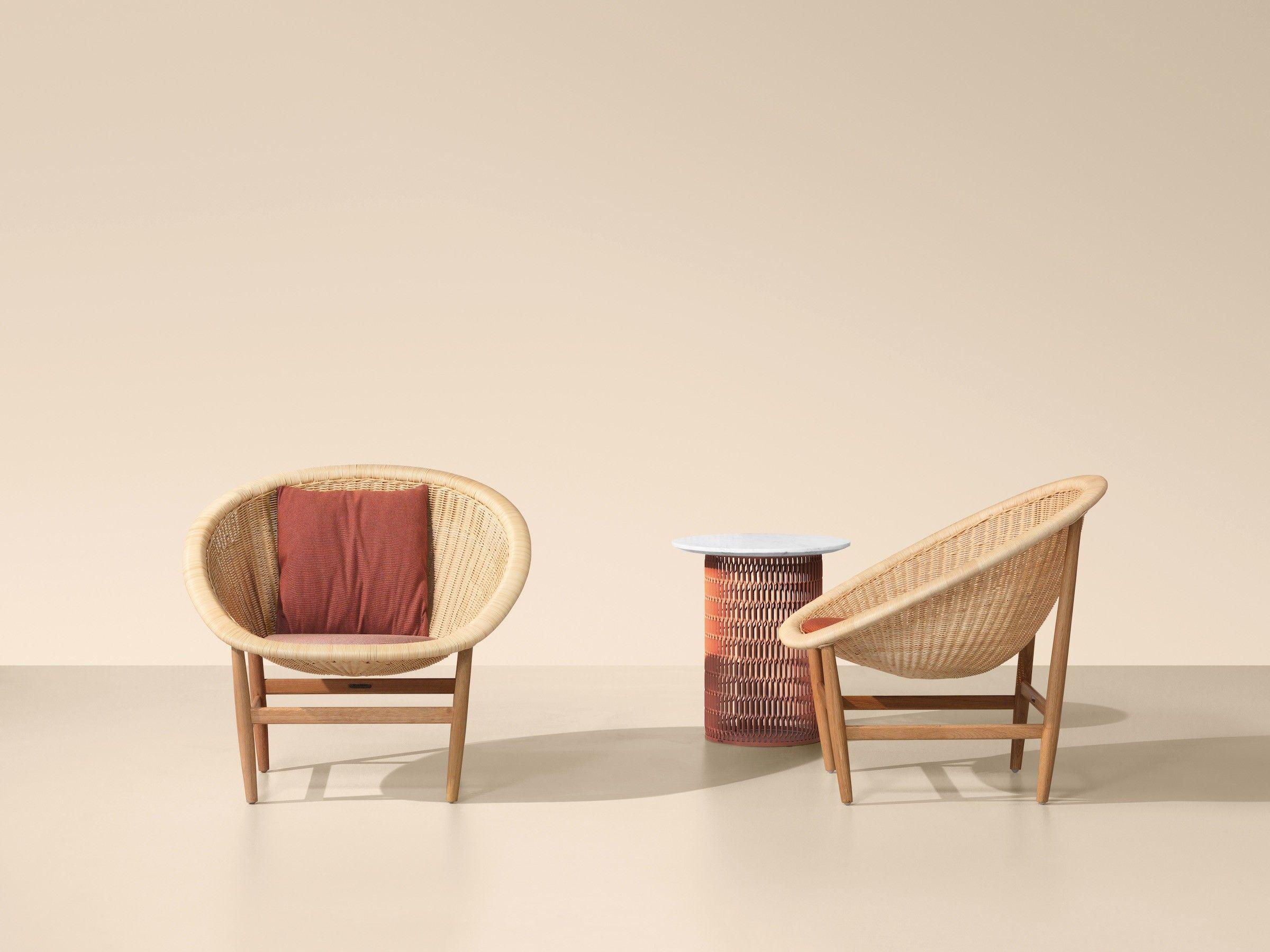 basket by kettal a outdoor sofa outdoor rh pinterest com