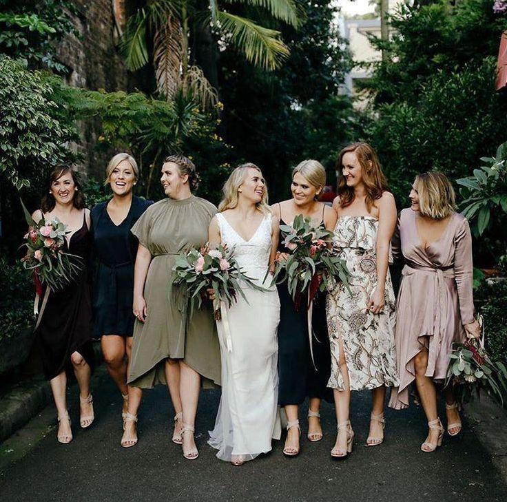 Pin On Bridesmaid Dress From Real Wedding