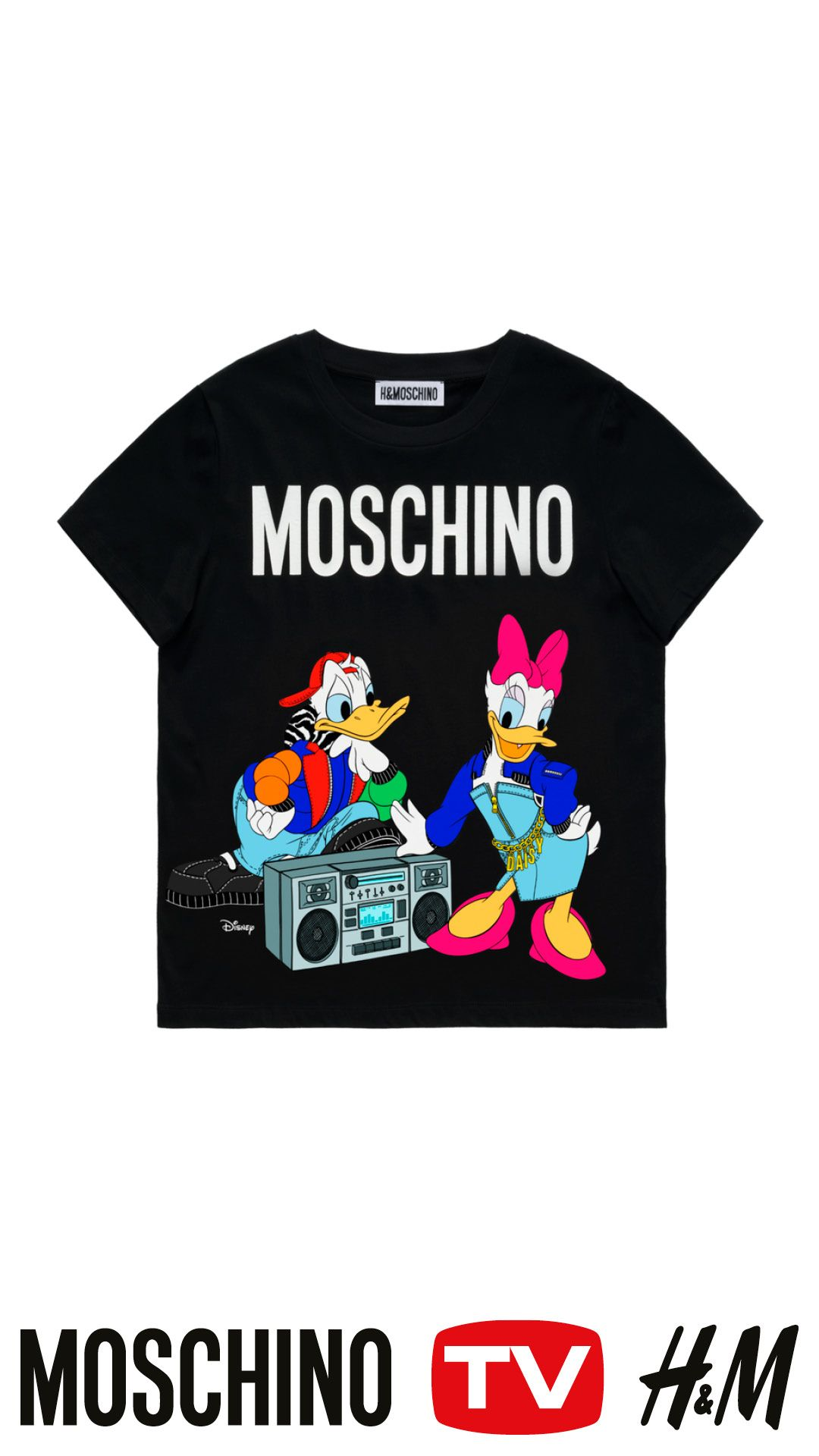 fde0f1888c2f04 MOSCHINO  tv  H amp M features bold streetwear-inspired clothing and  accessories for