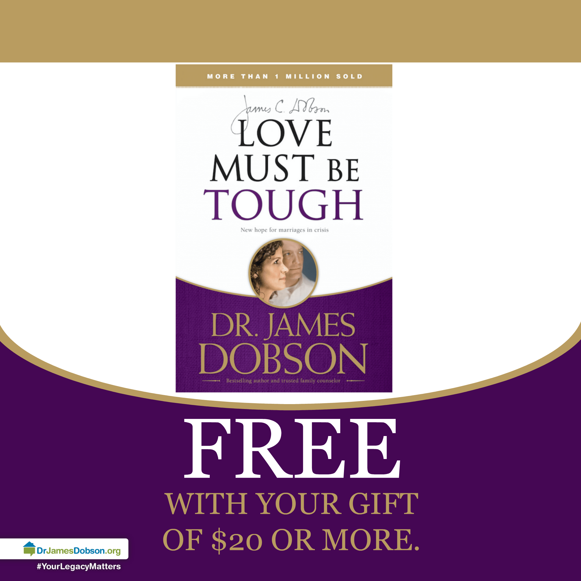 Love Must Be Tough | Receive your copy here: https://www.