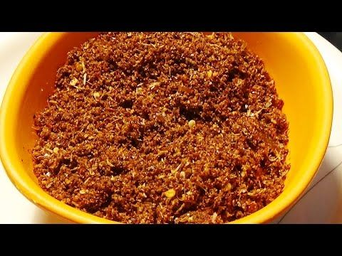 Karivepaku podi curry leaf spice powder indian condiment recipe karivepaku podi curry leaf spice powder indian condiment recipe youtube forumfinder Images