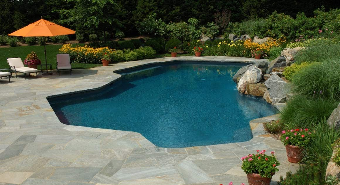 Top Backyard Ideas For Paradise Pools Pool Landscaping Outdoor