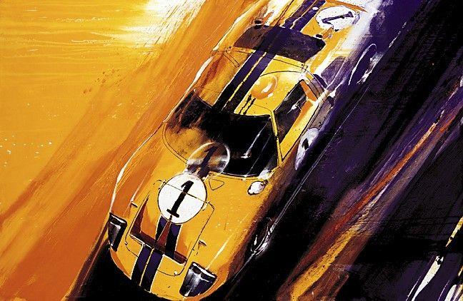 CAMILO PARDO - Ford GT (2000)