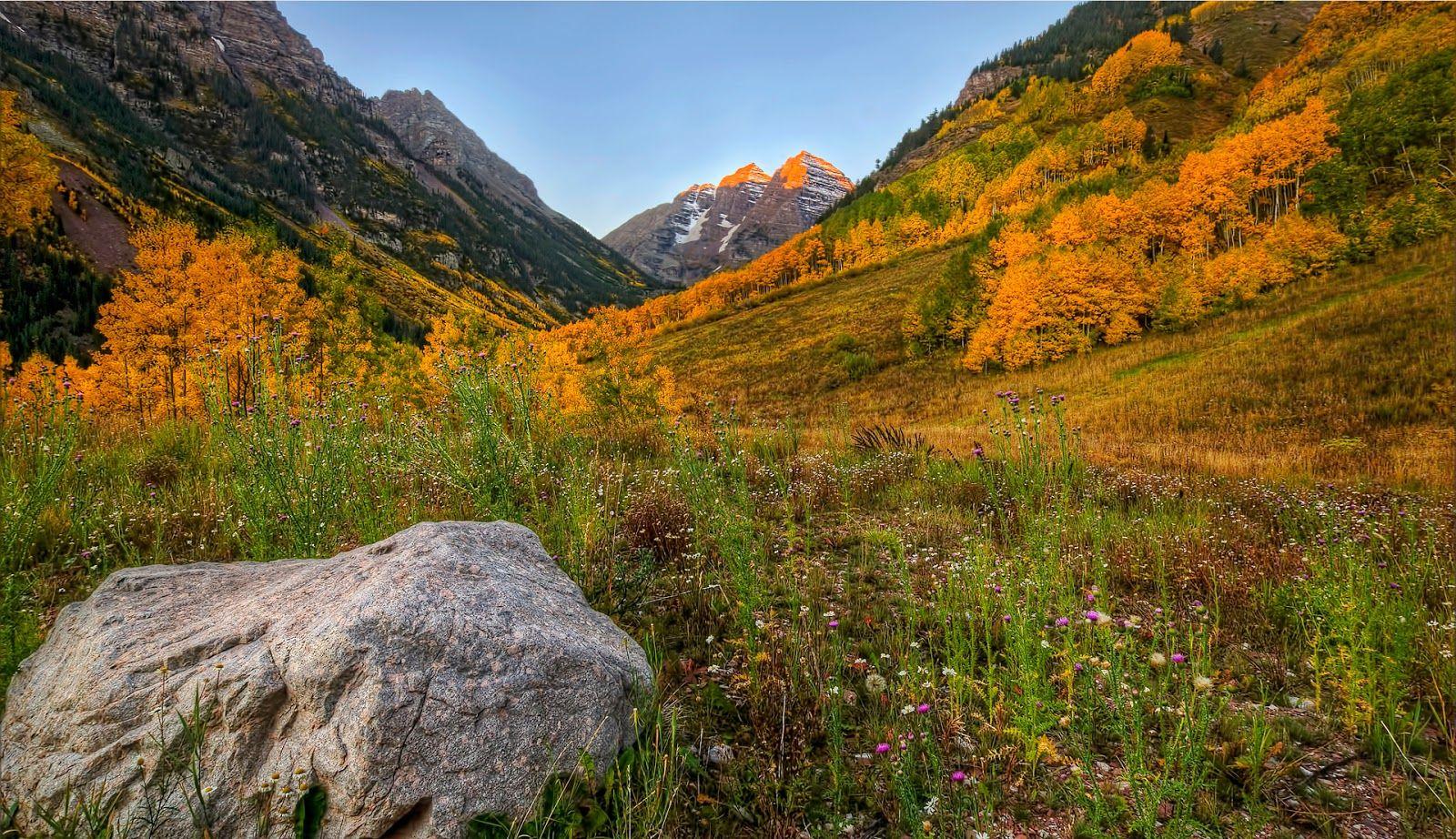 Paisajes naturales, montañas, ríos, lagos, imágenes de ...