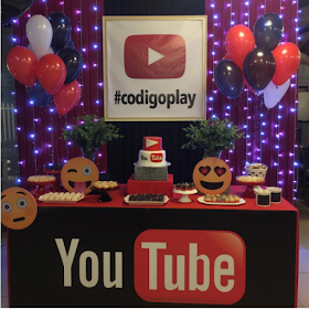 101 Fiestas Fiesta Tematica De Youtube Youtube Party Girls Birthday Party Decorations Youtube Birthday