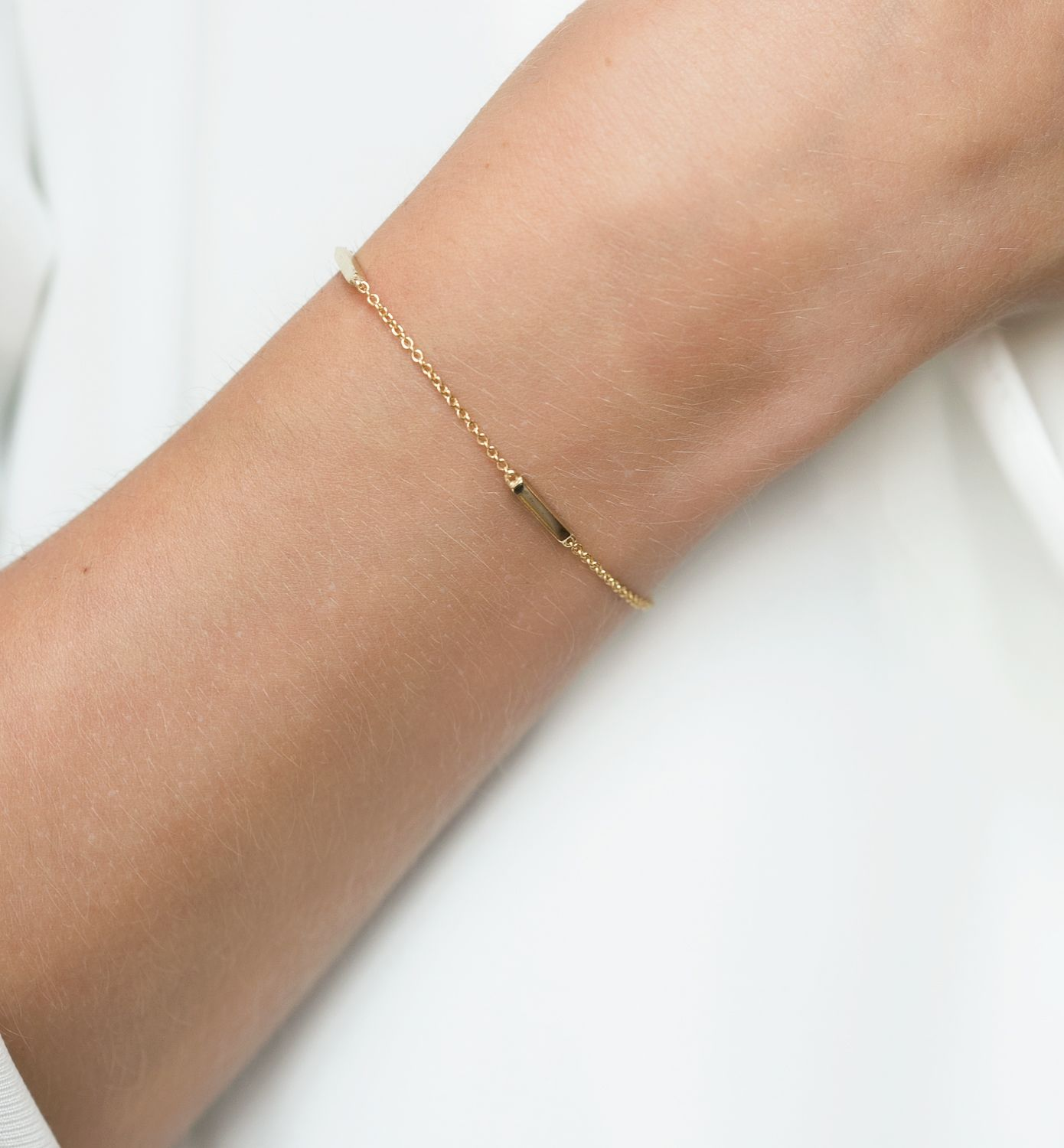 personalized fullxfull best p dainty il gold bracelet friend friendship jewelry