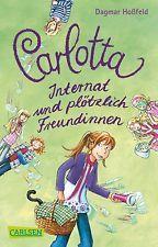 Dagmar Hoßfeld / Carlotta 02: Carlotta - Internat und plötzl ... 9783551312280