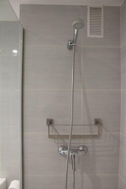 Light Gray Shower Tile