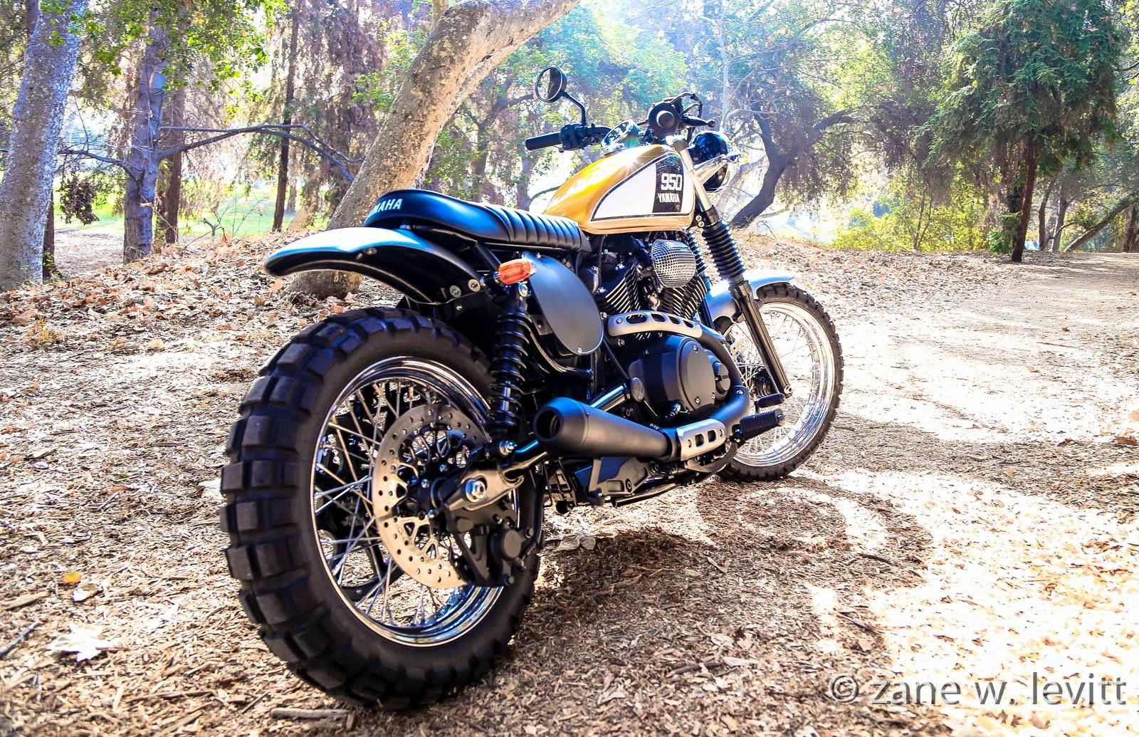 Yamaha 950 bolt custom scrambler for Yamaha bolt scrambler