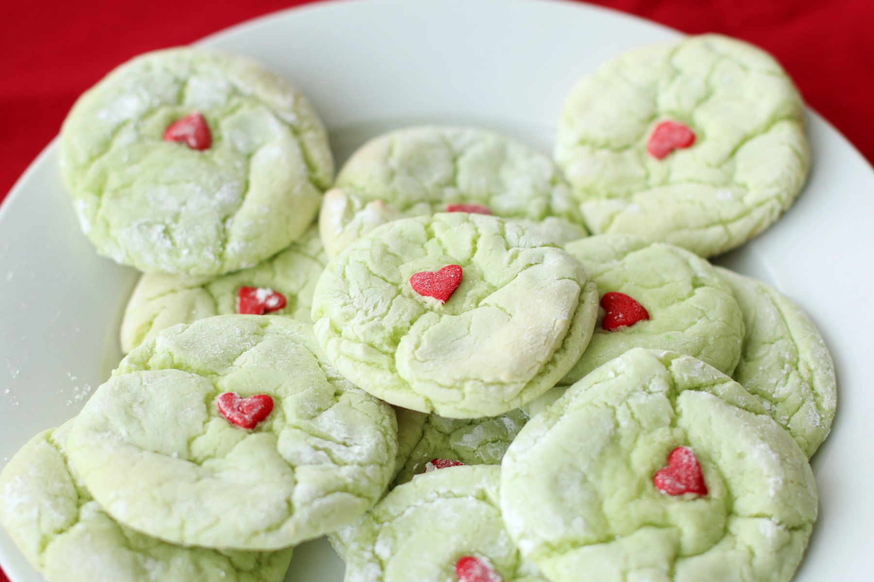 Grinch Cookies — Orson Gygi Blog