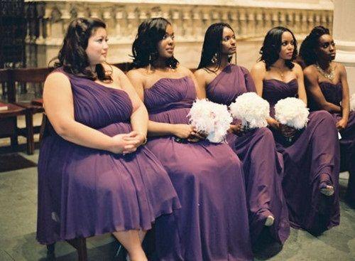 Size 20 Bridesmaid