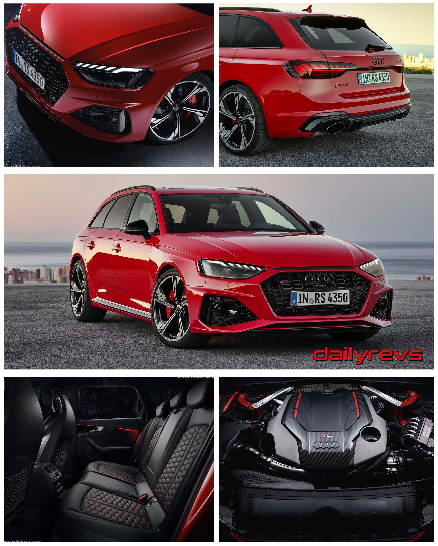 2020 Audi Rs4 Avant Audi Audi Wagon Audi Rs4