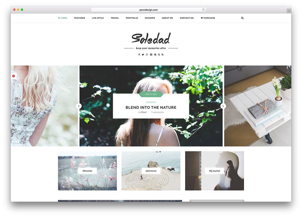 Exceptional Free Blogspot Theme