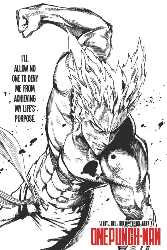 Dessin De One Punch Man : dessin, punch, Punch, Garou, Garou,, Dessin, Homme,, Manga