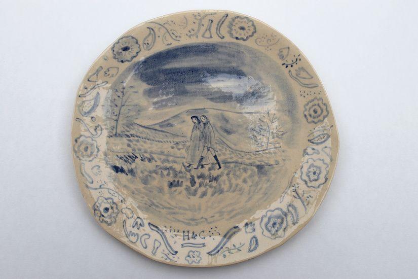 Alex Sickling Wuthering Heights Ceramics ★ Media C E
