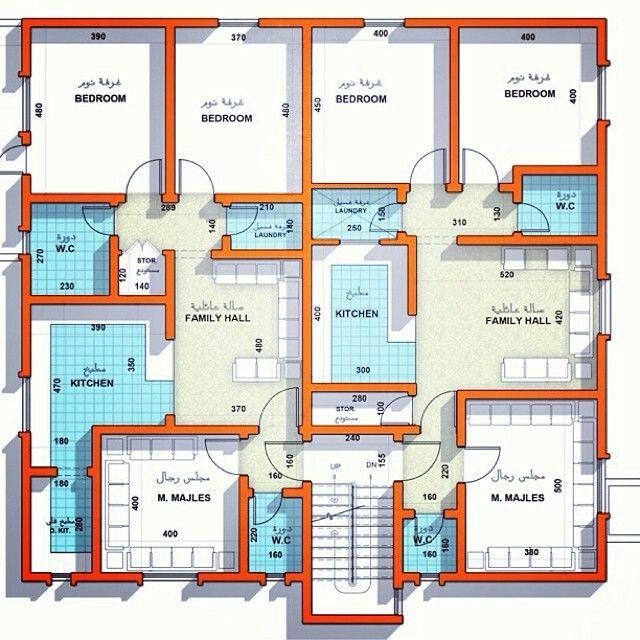 Indian House Plans, Duplex