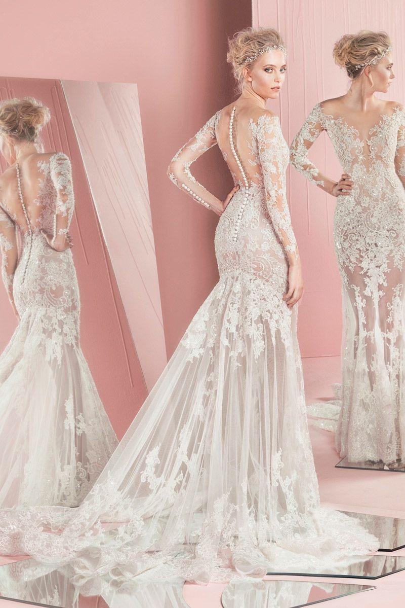 Zuhair Murad Bridal Spring / Summer 2016 Wedding Dresses