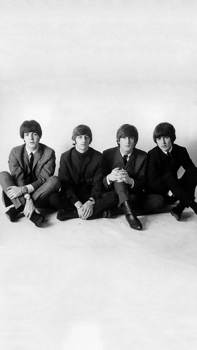 Beatles Download Hd Version From Iphone5wallpapershub Com The
