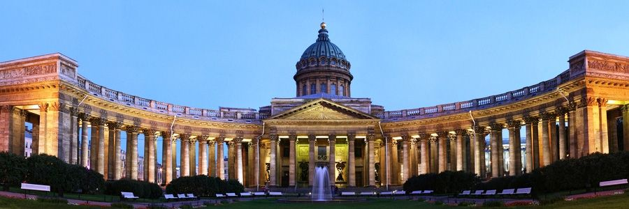 Russia Express Winter Palace Russian Architecture Peter The Great
