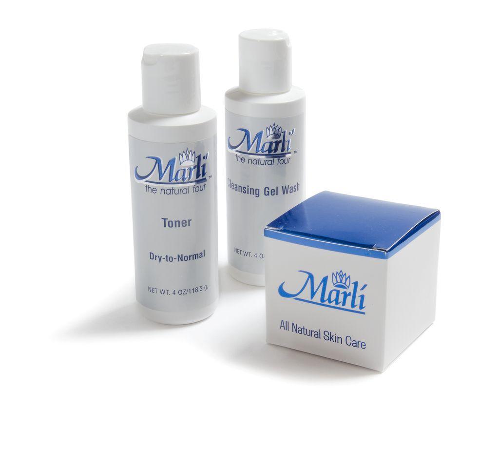 Botox Alternative Complete Skin Care Kit (Cleanser, Toner, Botox