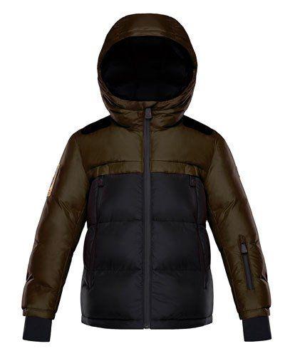 d4014dfcf41b Moncler Harvey Technical Ski Jacket