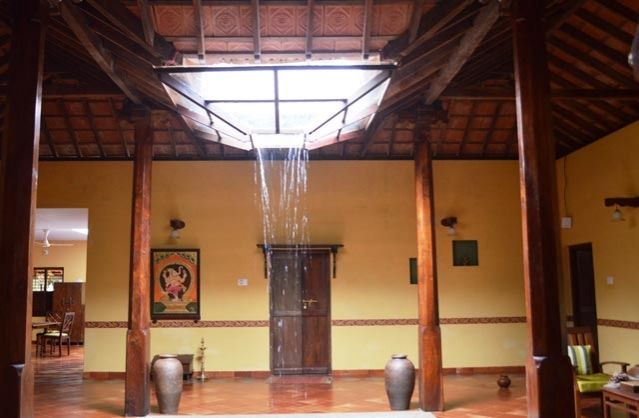 Traditional house designs in karnataka traditional south for Architecture design for home in mysore