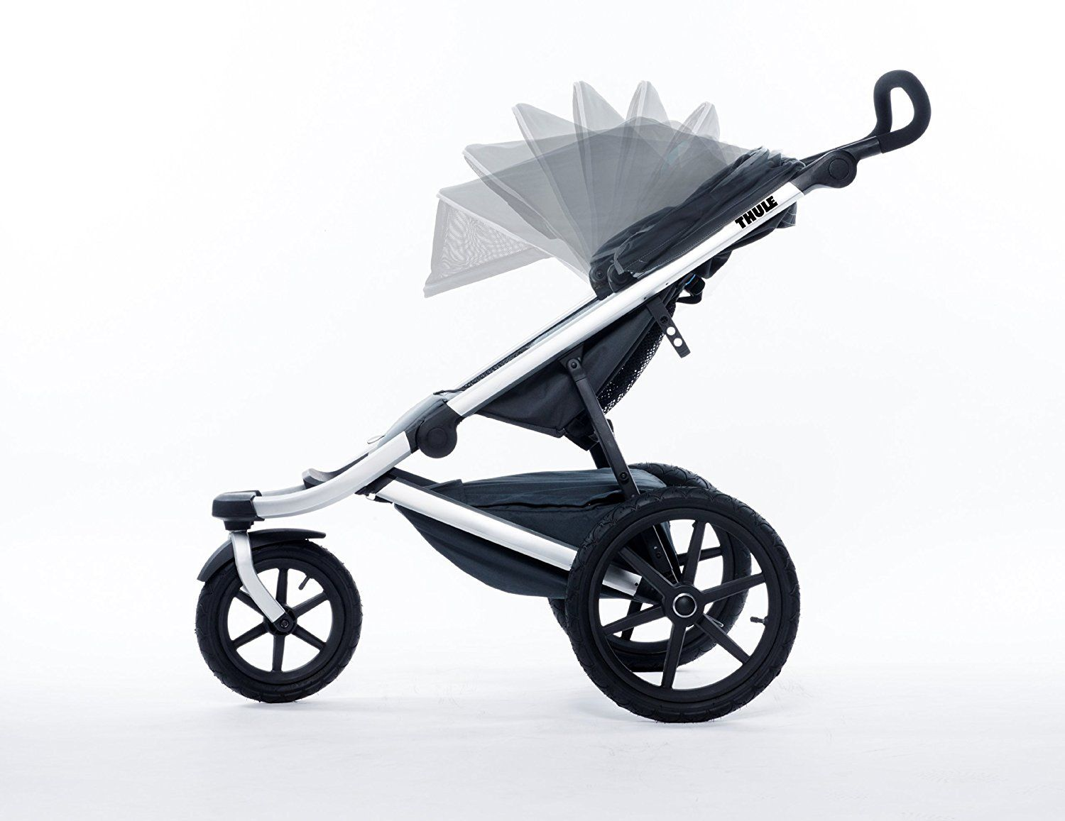 61dda66be Amazon.com: Thule Urban Glide - Jogging Stroller- Dark Shadow: Baby ...