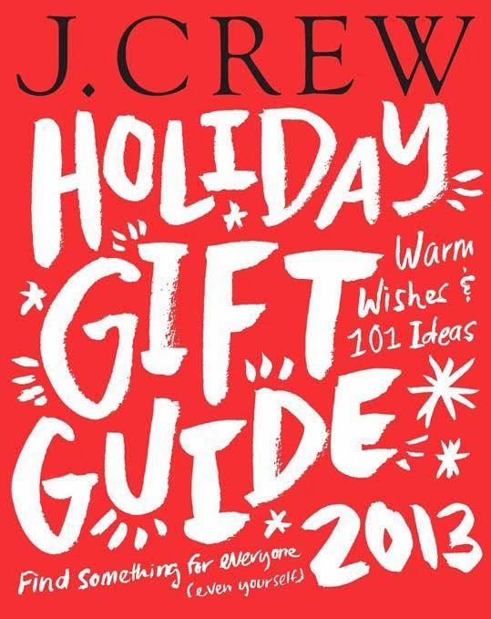 Christmas Gift Guide Catalogue.Catalogs Xmas M A G A Z I N E C O V E R Holiday Gift