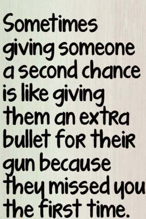 Second chance?