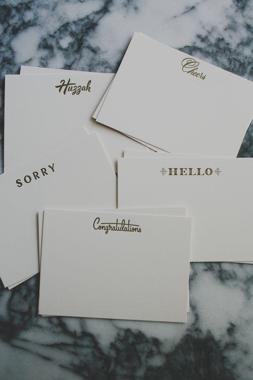 The Congratulatory Collection — Anchor Paper Co.