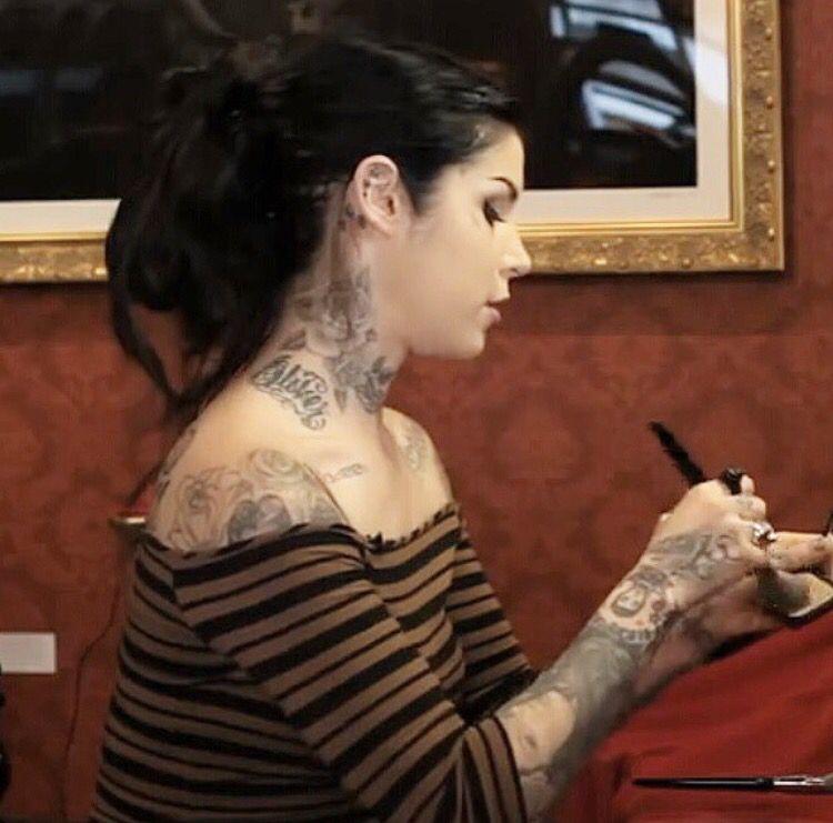 Kat Von D Kat Von D Tattoos Kat Von Kat Von D