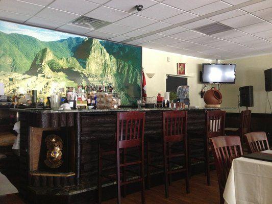 The Bar At Machu Picchu A Little Bit