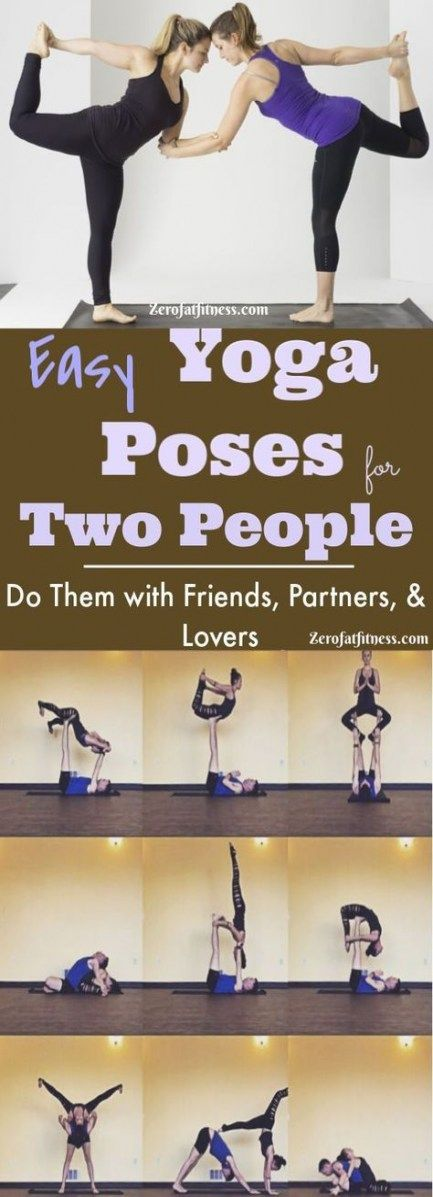Fitness challenge couples yoga poses 17 new ideas #fitness