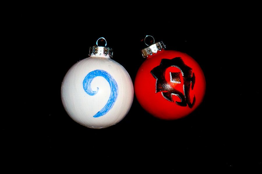 world of warcraft christmas ornaments by mordsithcaradeviantartcom - World Of Warcraft Christmas