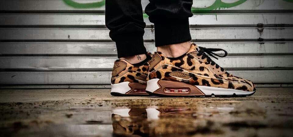 check out 01cc5 169ac Nike Air Max 90 Leopard