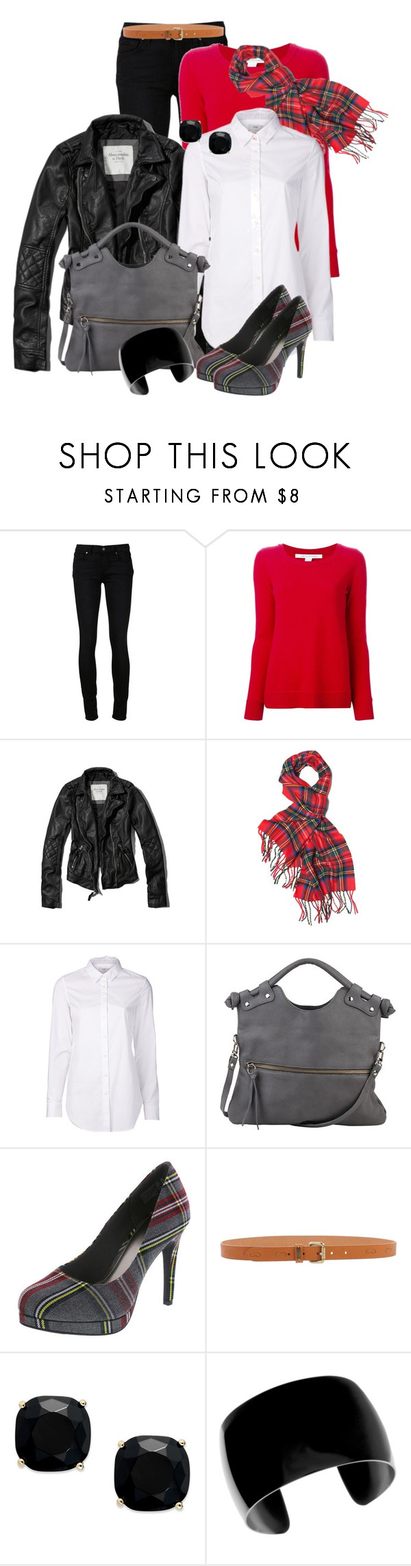 """I got em at Payless"" by debpat ❤ liked on Polyvore featuring Paige Denim, Diane Von Furstenberg, Abercrombie & Fitch, Closed, Pietro Alessandro, Woolrich, Kate Spade, women's clothing, women's fashion and women"