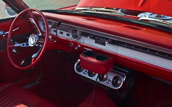 1965 Ford Falcon Futura Interno Ford Falcon 1964 Ford Falcon Ford