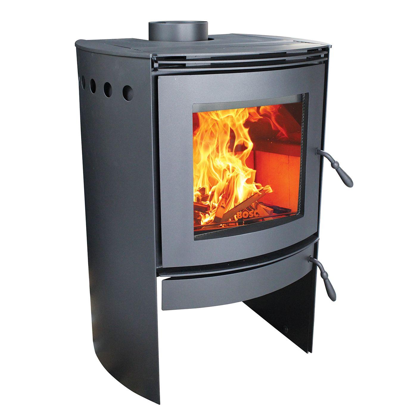 Bosca 550 Wood Burning Stove Wood Burning Fireplace Inserts