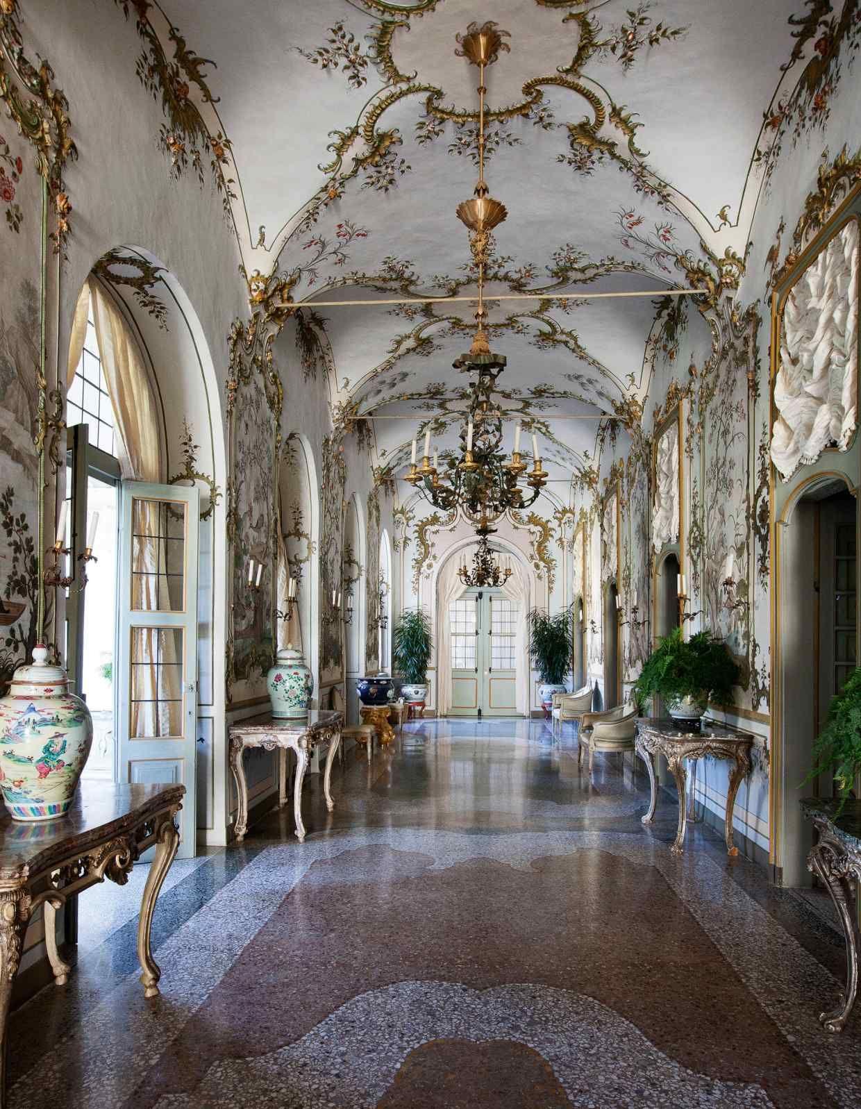 marella agnelli rooms that inspire classic architecture design rh pinterest com