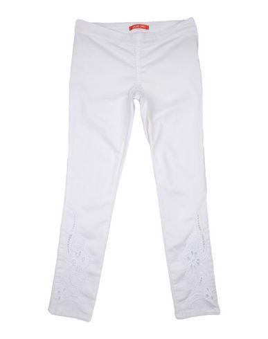LIU •JO JUNIOR Girl's' Denim pants White 10 years