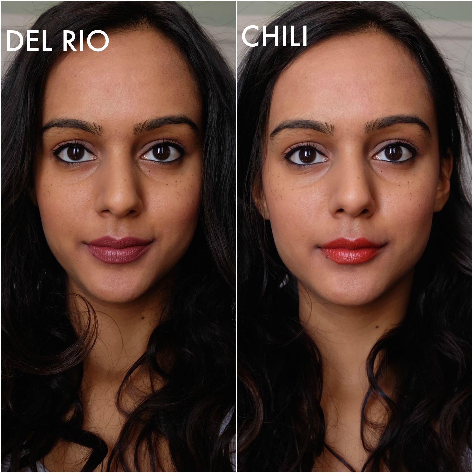 Top Mac Lipsticks For Dark Skin  Details 2  Lipstick For -5929