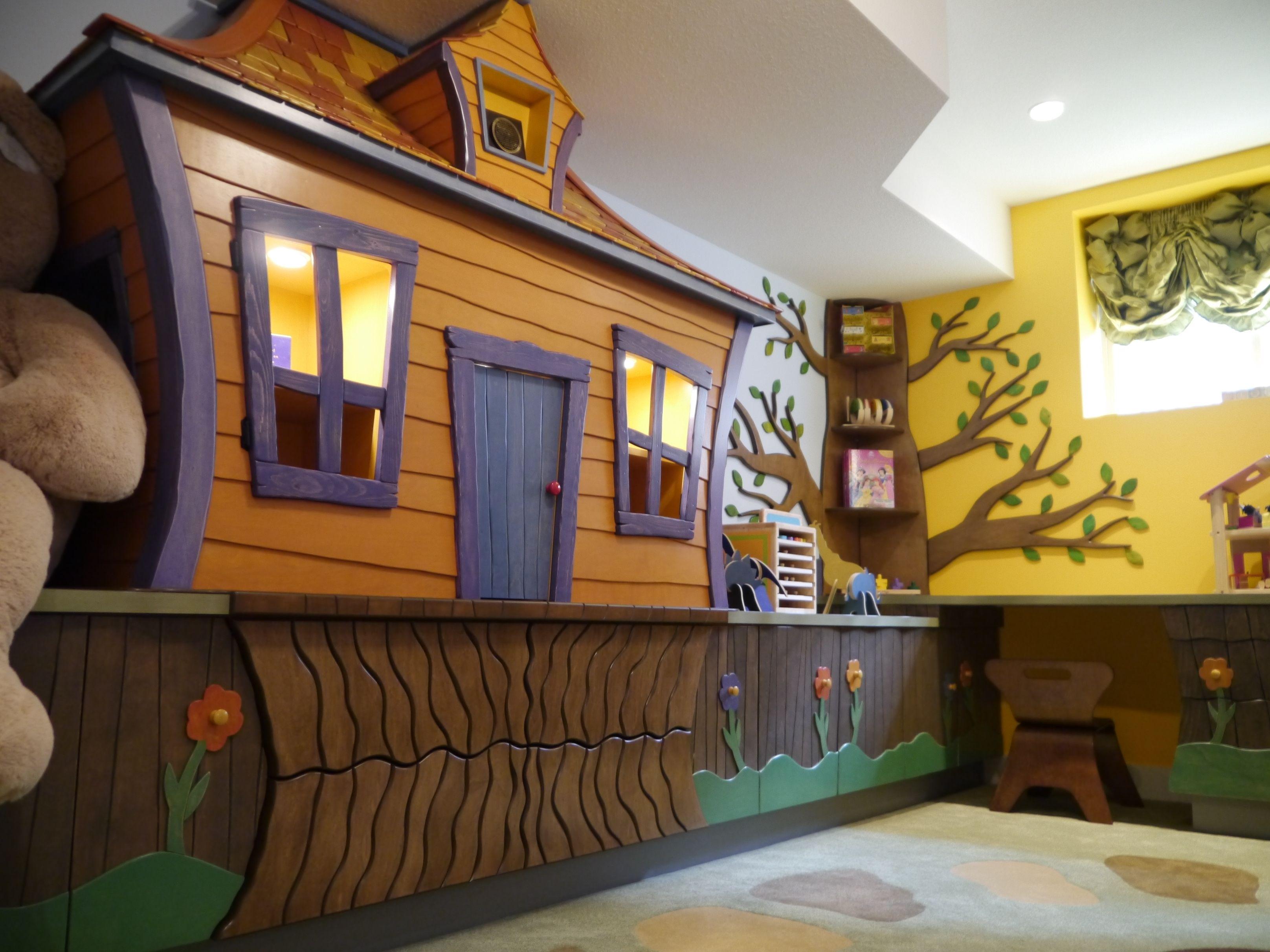 House Playroom Kids Play Space