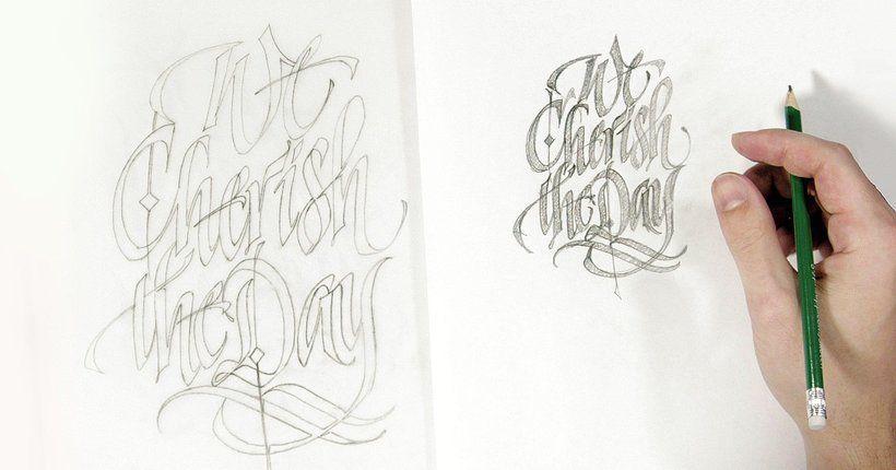 Caligrafía y lettering para manos inquietas (Victor Kams). Curso Online   Domestika