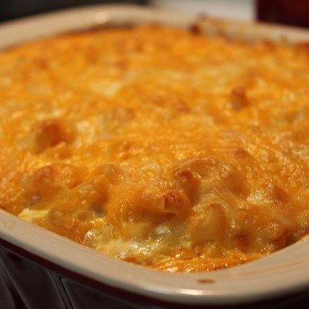 Southern Baked Macaroni and Cheese | I Heart Recipes #macandcheeserecipe