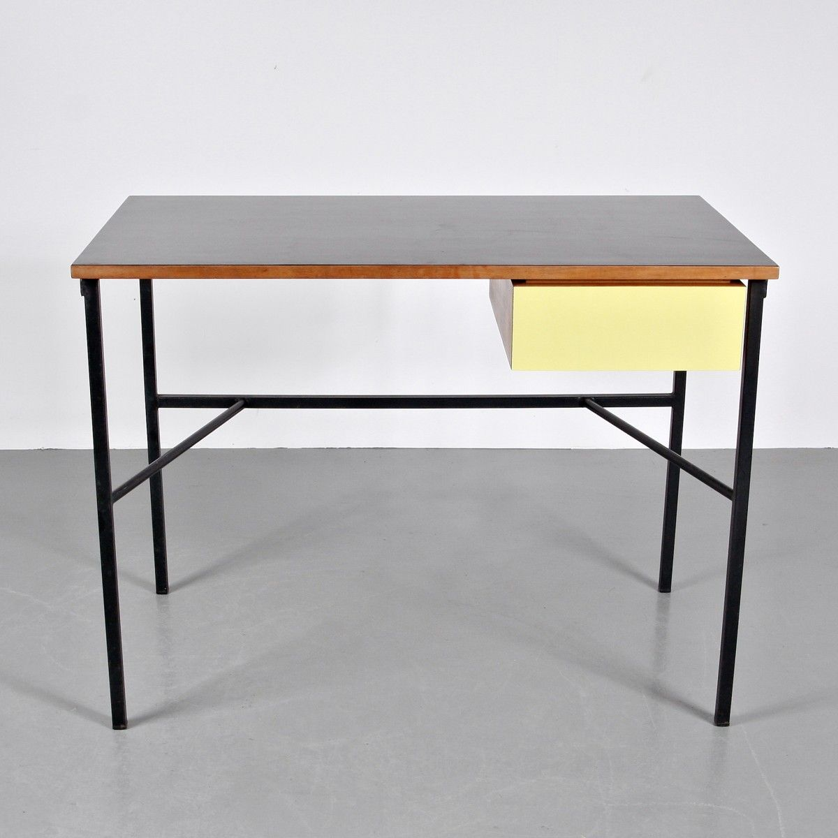 CM174 Schreibtisch Von Pierre Paulin Für Thonet, 1956