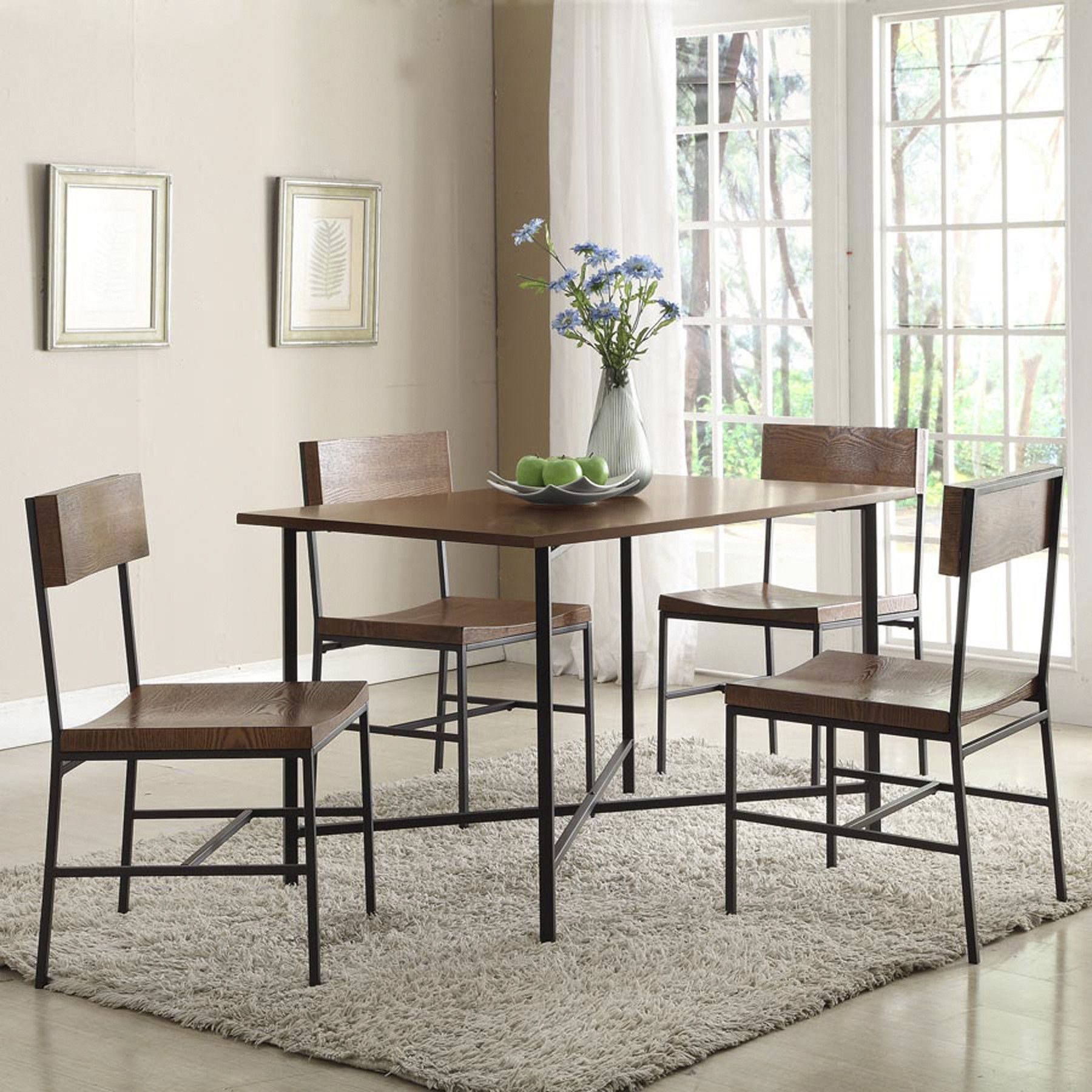 Explore 5 Piece Dining Set Dining Sets