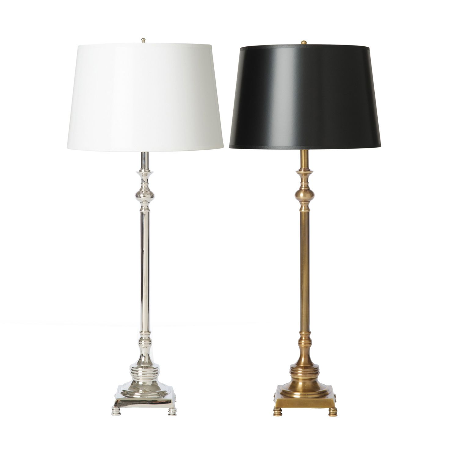 Barbara Cosgrove Thin Buffet Table Lamp Layla Grayce